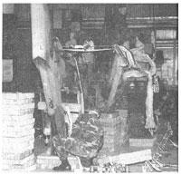 Рис. 3. Подготовка инженерной техники 82 вдд к десантированию